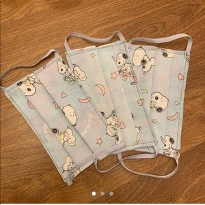 NEW goodnight snoopy non medical face mask